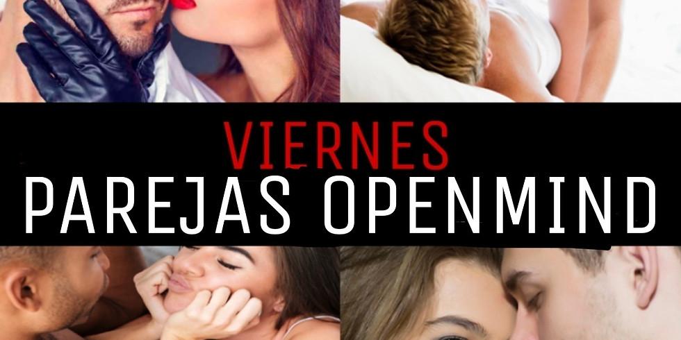 VIERNES 13 - PAREJAS OPENMIND
