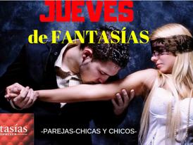 JUEVES  DE FANTASÍAS