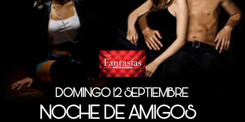 12/09 - NOCHE DE AMIGOS HORIZONTALES