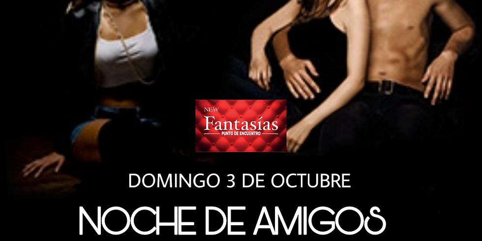 DOMINGO 3 - AMIGOS HORIZONTALES