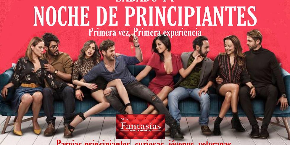 SÁBADO 14 - NOCHE DE PRINCIPIANTES