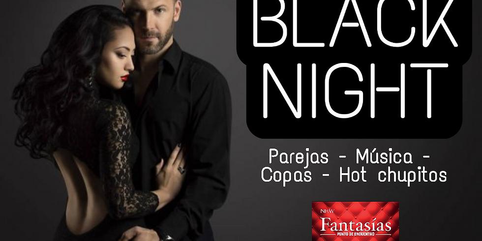 SÁBADO 7 - BLACK NIGHT