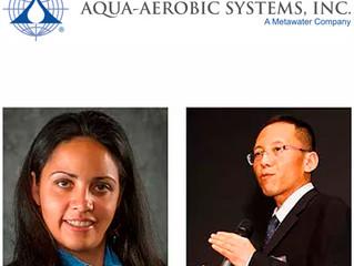Seminário Internacional - Tecnologias da empresa americana Aqua-Aerobic