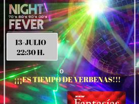 SÁBADO 13 - SWINGER NIGHT FEVER (70/80/90/00)