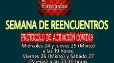 SEMANA DE REENCUENTROS!!!