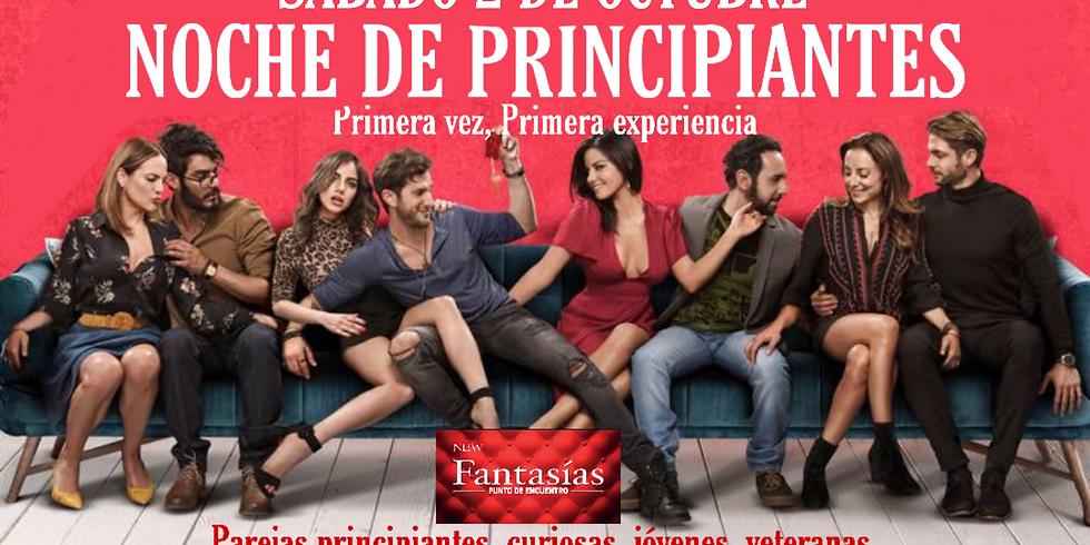 SÁBADO 2 - NOCHE DE PRINCIPIANTES