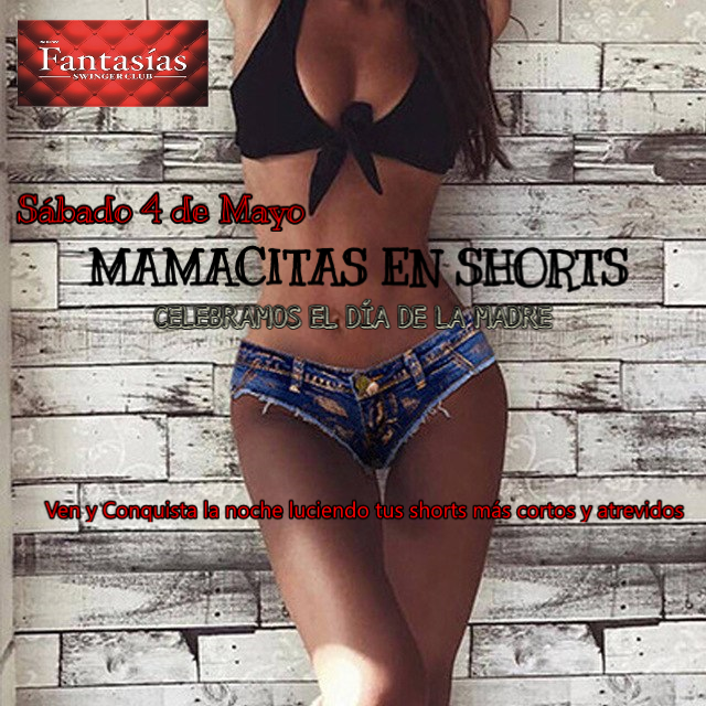 MAMACITAS SHORT