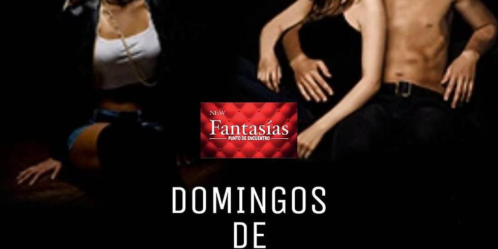 DOMINGO 25 - AMIGOS HORIZONTALES