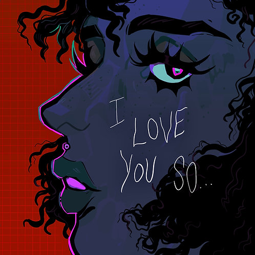 """4"""" by 4"""" I Love You So"""