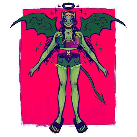 Demon gal 2