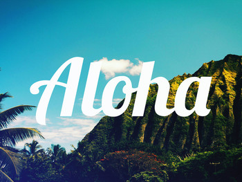 Aloha Bound