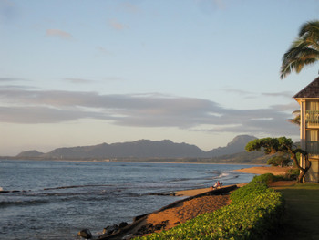 Kauai; Sunrises, Mud Slides & Rugged Coast Lines