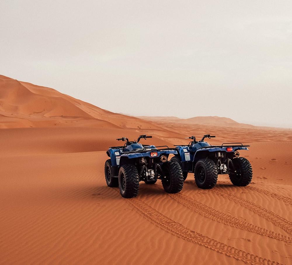 Quad Tour Sahara