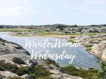 WanderWomanWednesday; Rachel Scott