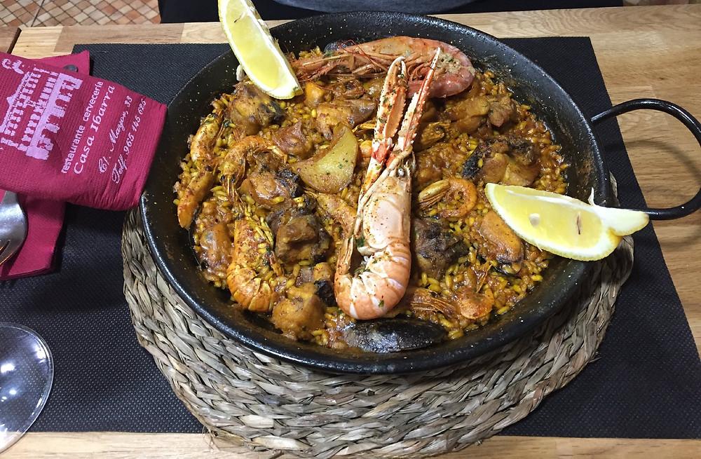 Food in Alicante - A guide to Alicante