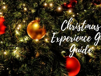 2019 Christmas Experience Gift Guide