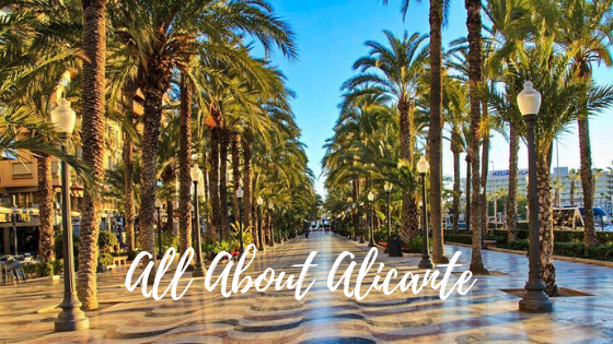 3.5 day itinerary for alicante