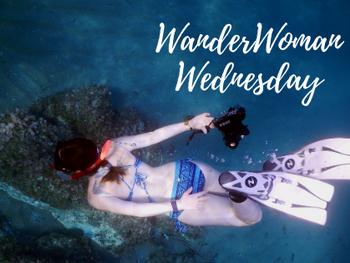 WanderWomanWednesday; Florine
