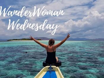 WanderWomanWednesday; Emily Luxton