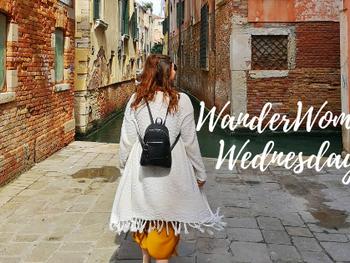 WanderWomanWednesday; Anneka