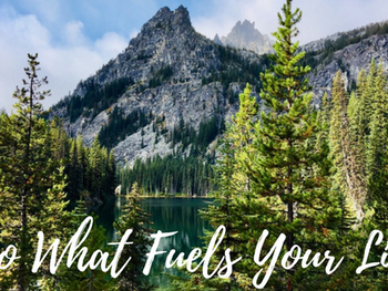 Do What Fuels Your Life