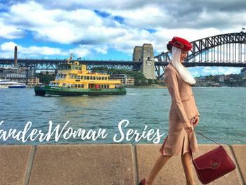 WanderWoman Series; Amy Bartholomew
