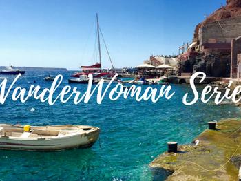 WanderWoman Series; Seven Day Weekender