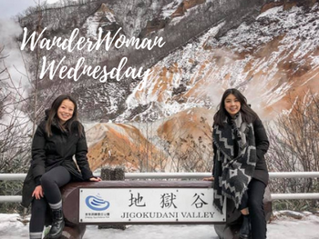 WanderWoman Wednesday; Hope & Diana