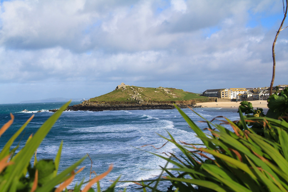 Clodgy Point Cornwall