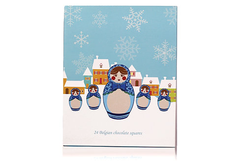 Russian Doll Neapolitans x 24 in gift box