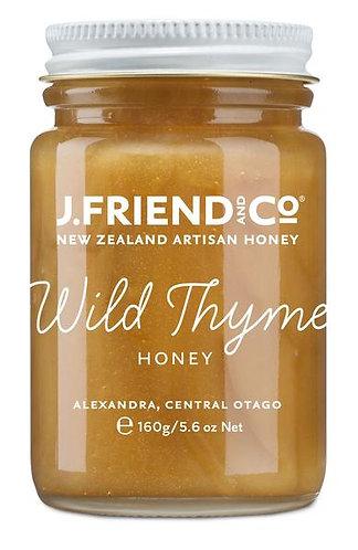Wild Thyme Honey