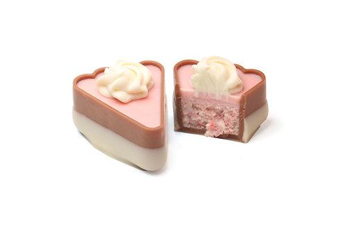 Belgian Chocolate Cake slice