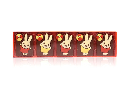 Miffy Chocolate  x 10 pcs - in gift box