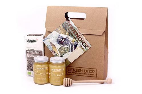 Honey & Tea Pairing - Gift Set 2
