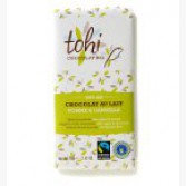 Organic & Tohi Belgian chocolate tablet