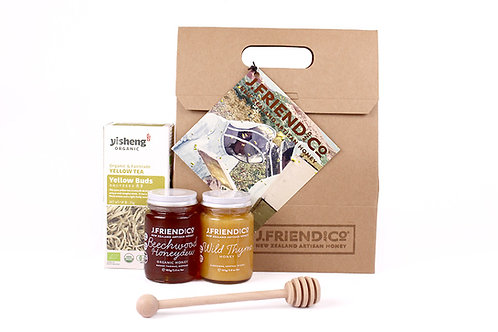 Honey & Tea Pairing - Gift Set 3