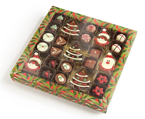 Belgian Chocolate Premium Christmas Gift Box