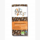 Organic & fairtrade Tohi Belgian chocolate tablet