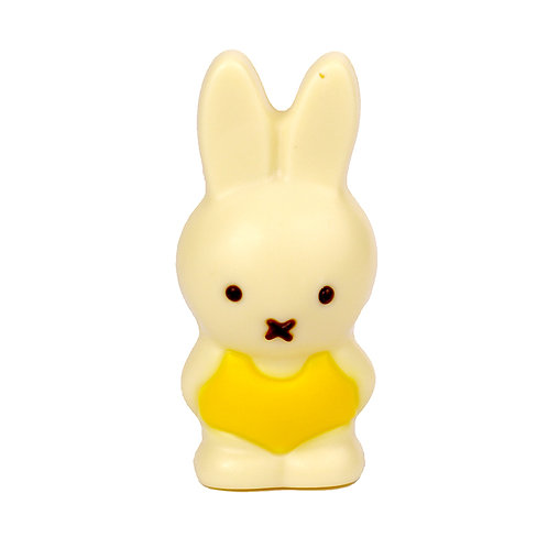 Miffy with swimming costume and 1 Belgian chocolate