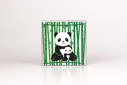 Panda Bear Neapolitans x 9 pcs