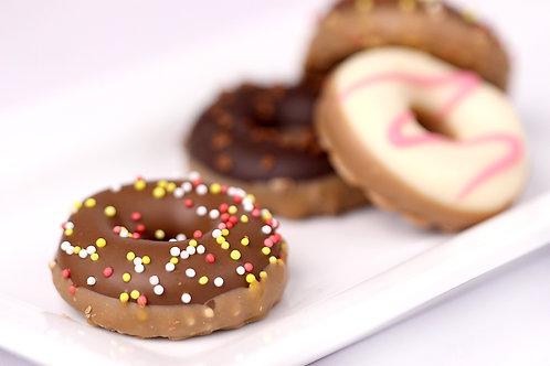 Belgian Chocolate Donut gift box 9 pcs