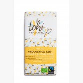 Organic & Tohi Belgian chocolate tablet