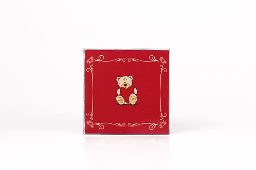 Cuddly Bear Neapolitans x 9 pcs
