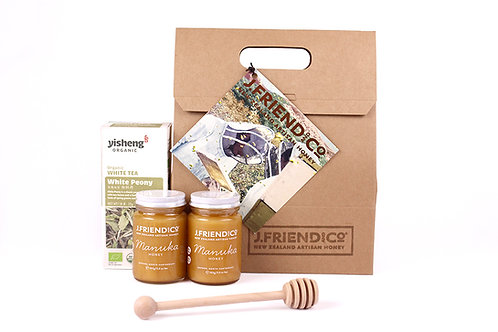 Honey & Tea Pairing - Gift Set 1