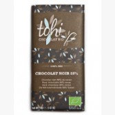Organic & fairtrade Tohi Belgian chocolate tablet