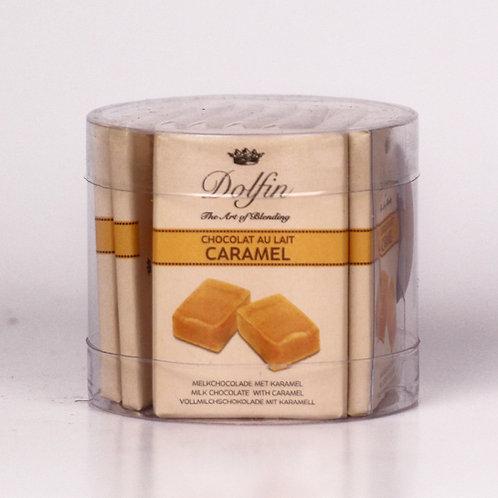 Milk Chocolate & caramel- tablets 10 pcs
