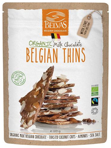Organic & Fairtrade & Gluten Free Milk chocolat chips
