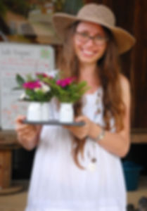 P1_Yogini Welcomes Ashram Visitors.jpg