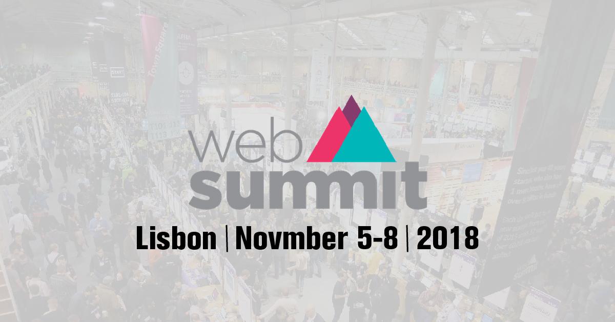 Web Summit Lisbon 2018