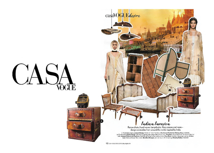 Casa Vogue - Furniture Design